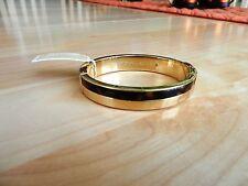 Michael Kors   Goldtone Colorblock Hinge Bracelet MSRP $125