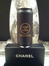GOLD CHANEL VIP ISOTHERMAL HOT/COLD WATER BOTTLE ,Fits In BAG! GREAT XMAS GIFT!