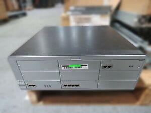 Alcatel-Lucent OmniPCX Enterprise Large w/ 1x PRA-T2, 1x APA 4, 1x PowerMEX #A98