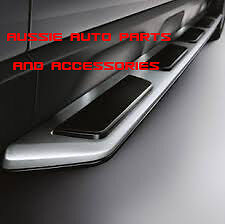 OEM Style S/S Side Steps Running Boards Pair w/ Brackets for AUDI Q5 2008-2017