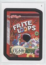 2011 Topps Wacky Packages All New Series 8 #1 Frite Loops Non-Sports Card 0b5