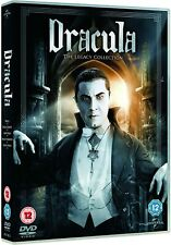 Dracula The Legacy Collection  5 Films  (DVD)   New! Frankenstein