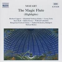 Wolfgang Amadeus Mozart - The Magic Flute (Highlights) [CD]