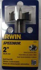 """Irwin Speedbor 43032 2"""" Self Feed Drill Bit"""