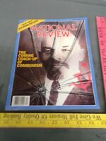 National Review Magazine January 27, 1989 XLI, NO. 1