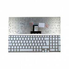 Teclado para Sony Vaio VPC-EB Series SP español color Blanco