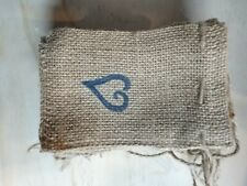 10 Small Burlap Bags with Drawstring 4x6 Burlap jute Gift Bag for Wedding Favors