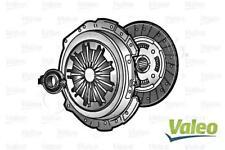 VALEO Clutch Kit 3P Cover Plate Bearing Fits ISUZU D-Max Rodeo Pickup 2002-