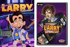 Leisure suit larry reloaded land of lounge lizards & box office bust new & sealed
