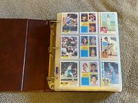 1984 Topps Baseball COMPLETE SET + TRADED MATTINGLY STRAWBERRY GOODEN ROOKIE RC