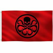 Hydra Flag / Banner 3 x 5ft - Agents of Shield, Captain America Avengers Marvel