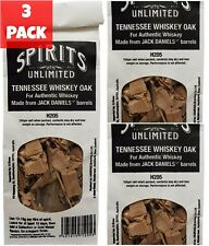 Spirits Unlimited Jack Daniels Tennessee Chips 100 Gram - 3 Pack - Home Brew