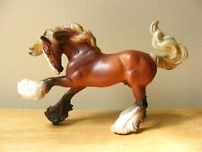 Breyer Stablemate 70th Anniversary Mystery Horse Surprise Gypsy Vanner