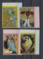 TIMBRE STAMP  4 GUINEE EQUATORIALE Y&T#34 PA OISEAU BIRD  NEUF**/MNH-MINT ~B30