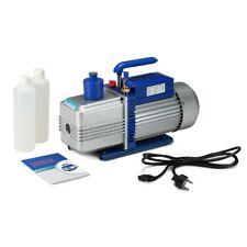 2-stufig Vakuumpumpe 284 l/min 10CFM Unterdruckpumpe Klimaanlage Vacuumpumpe