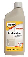 Molto Tapetenschutz farblos 750ml schafft schmutzabweisende Untergründe TOP
