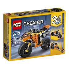LEGO Creator Sunset Street Bike 31059 Building Kit