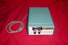 Capacitec Instron 3101SPX10 Single Channel Amplifier/LED/BNC Out/Gain-Zero Ctrl