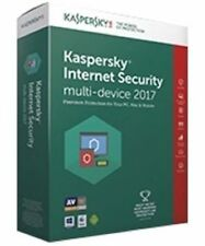 Software de antivirus y seguridad Kaspersky DVD