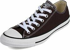 CONVERSE ALL STAR CHUCK TAYLOR LOW MEN SHOES BURNT UMBER 149523F SIZE 12 NEW