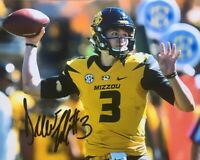 Drew Lock Autographed Signed 8x10 Photo Tigers REPRINT