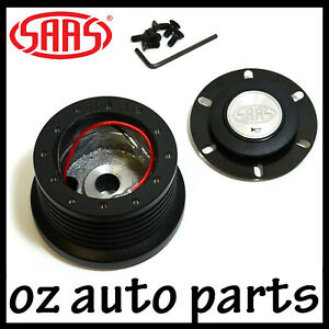 SAAS STEERING WHEEL ADAPTOR BOSS KIT FOR FORD COURIER 1983-2002