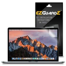 3X EZguardz New Screen Protector Shield HD 3X For Apple MacBook Pro 15 (2018)