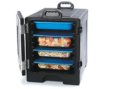 Catering Equipment Cateraide End Loading Insulated Food Carrier 5 Pan Capacity