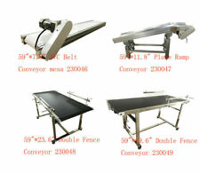 Variety Width / Length Conveyor 110V Conveyor System Transfer Machine