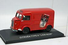 Ixo Presse 1/43 - Citroen Type H Lion Noir