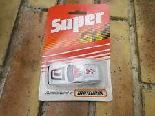 MATCHBOX SUPERFAST SUPER GT LOTUS EUROPA état neuf blister jamais ouvert
