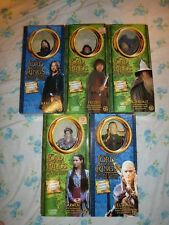 LORD OF THE RINGS SPECIAL EDITION COLLECTOR SERIES  ACTION FIGURES LOT