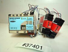 Banner Micro Screen and 2 Machine Gate Monitoring Safety Modules (Inv.37401)