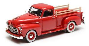 1951 GMC Series 100 5-window pickup model in 1:43 scale by Esval Models
