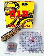 * KTM RC8 1190 DID Kettensatz chain kit VX 525 G&B gold 2008 - 2009