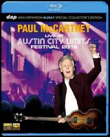 Paul McCartney Live At Austin City Limits Festival 2018 Blu-ray 1Disc Music
