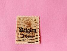 STAMPS - TIMBRE - POSTZEGELS - BELGIQUE -  1916  NR. OC26 (ref.2393)