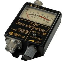 ZETAGI SWR 103 MINI SWR WATT METER 25-50 MHZ HF CB Ham Radio SALE