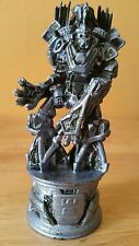 Transformers Decepticon Rook Chess Piece By Hasbro 2006.