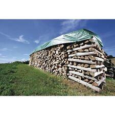Bache pour couvrir le bois de chauffage 2x8 metres