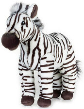 National Geographic Zebra [28cm] Soft Plush Stuffed Animal Toy NEW