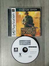 Medal of Honor PS1 Sony PlayStation 1