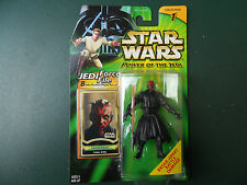 STAR WARS HASBRO FIGURINE  DARTH MAUL FINAL DUEL  POTJ MINT IN BOX