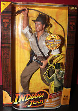 "INDIANA JONES 12"" FIGURE RAIDERS OF THE LAST ARK W/ELECTRONIC SOUNDS MINT IN BOX"