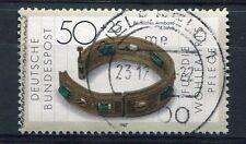 ALLEMAGNE FEDERALE, 1987, timbre 1171, OEUVRES d' ART, BRACELET, oblitéré