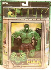 Hulk Movie 2003 - Smash & Crush Hulk With Smashing Action & Military Truck (MOC)