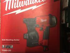 "MILWAUKEE 1-3/4"" ROOFING NAILER MODEL 7220-20"