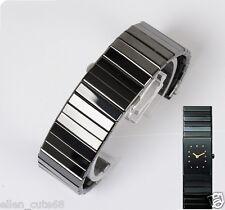 34mm 27mm 24mm 19mm Ceramic compound Band Strap bracelet (fits) RADO Ceramica