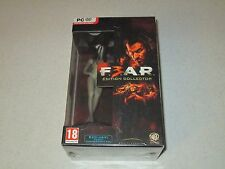 F.E.A.R. 3 Collector's Edition PC-DVD Import Unopened Sealed FREE SHIPPING
