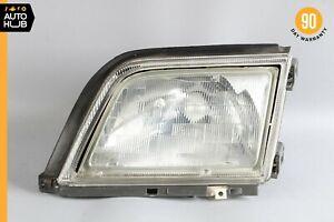 90-02 Mercedes R129 SL500 SL320 Left Driver Side Headlight Head Light Lamp OEM